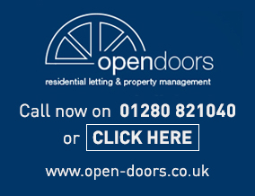Get brand editions for Open Doors, Buckingham