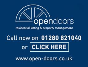 Get brand editions for Open Doors, Buckingham