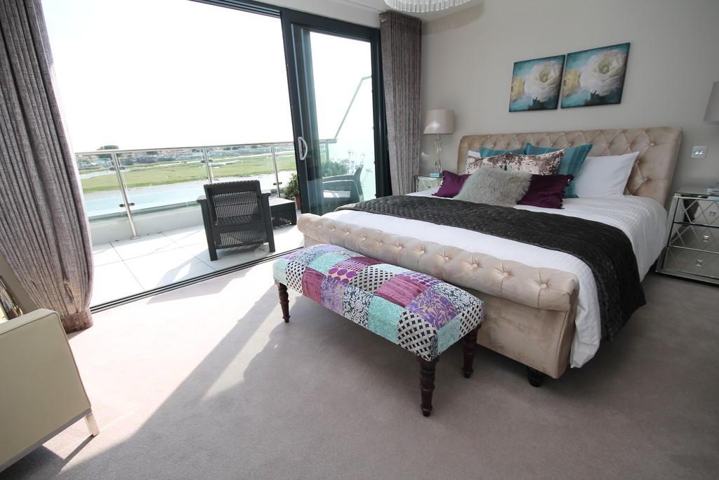 Oyster Quay,Master Bedroom