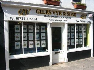 Giles Vye and Sons, Salisburybranch details