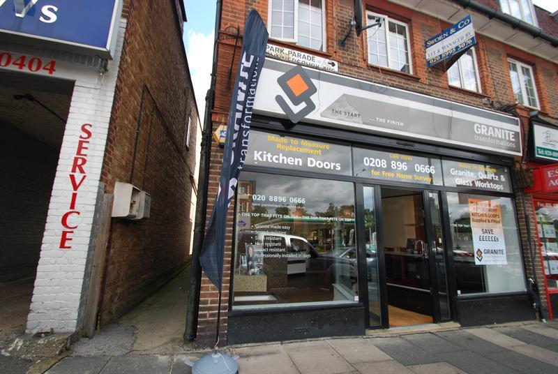 Commercial Property To Rent In Park Parade Gunnersbury Avenue Acton W3 9bd W3