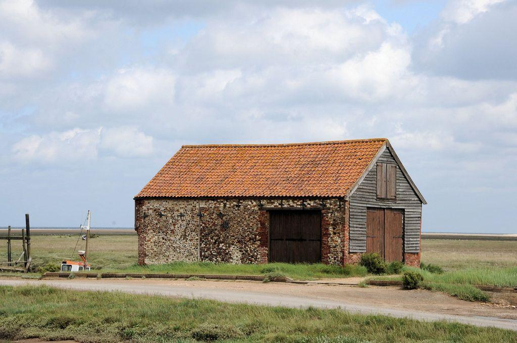 Barn Conversion For Sale In Thornham Pe36