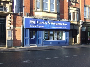Hartley & Worstenholme, Castlefordbranch details