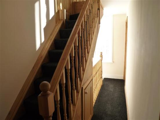 Stairs To Second