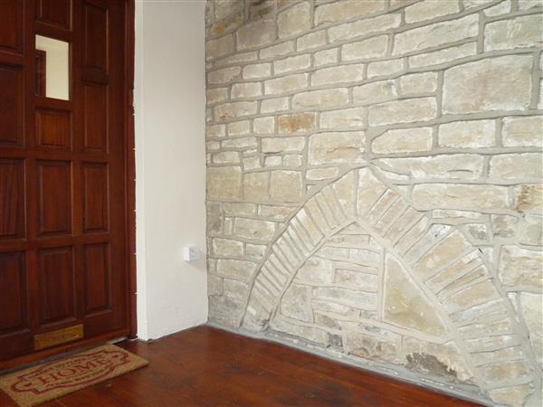 Entrance Door To