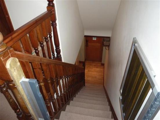 Staircase To First