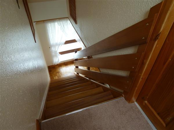 Stairs To First