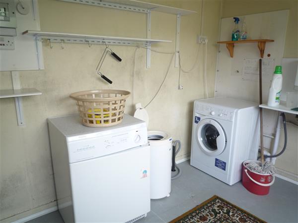 External Laundry