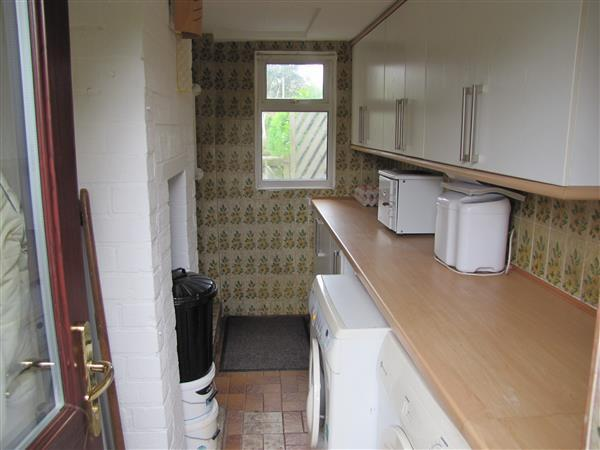 Store/Utility Room