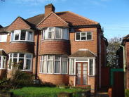 Lickey Road semi detached property for sale