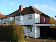 3 bedroom semi detached property in Gunner Lane, Rubery...