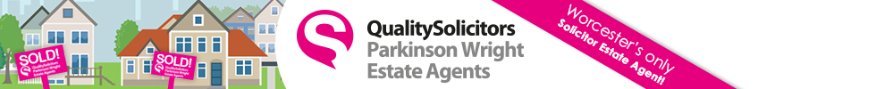 Get brand editions for QualitySolicitors Parkinson Wright Estate Agents, Worcester