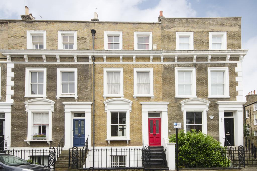 4 Bedroom Terraced House For Sale In Fremont Street