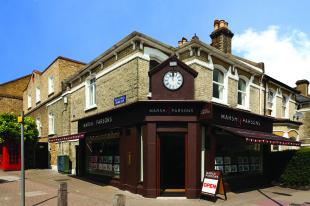 Marsh & Parsons, Batterseabranch details