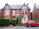 semi detached home in Osborne Road, Jesmond...