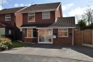 property for sale in Badger Way, Blackwell, BROMSGROVE