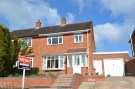 4 bed semi detached property for sale in Bramble Close...