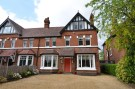 semi detached property in Middleton Hall Road...