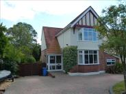 Detached house in Glenair Avenue, Poole