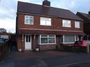 3 bed semi detached property in Alton Road, BELPER...