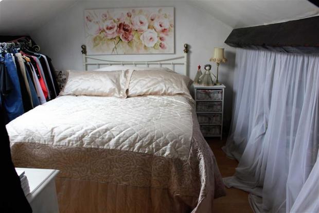 2nd Floor - Bedroom