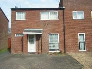 3 bed End of Terrace property in Abbotts Walk, Wolston...