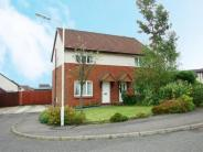 semi detached house in Strathallan Drive...