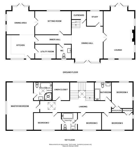 Floor plans for Barn Converted to House Remodel conservatory