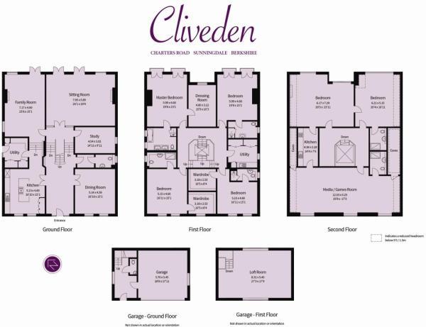Cliveden house floor plan - House plans