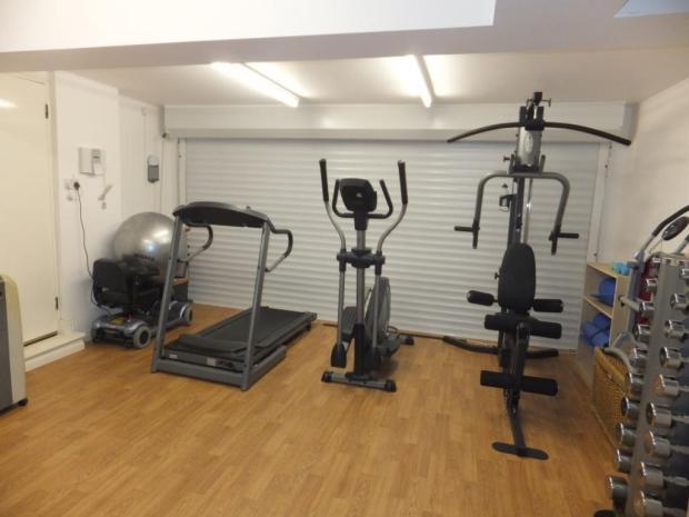 Garage gym ideas massagroup