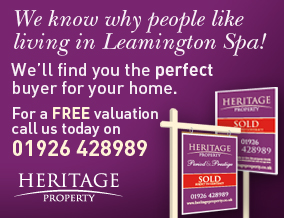 Get brand editions for Heritage Property, Leamington Spa