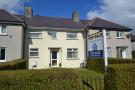 Terraced home for sale in Glan Menai, Treborth...