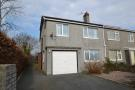 4 bed semi detached house in Bryn Eithinog, Bangor...