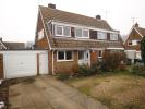 semi detached property in Newbury Lane, Silsoe...