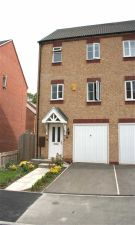 3 bed semi detached property in Highfields Park Drive...