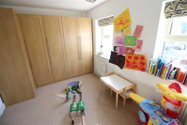 BEDROOM TWO / PLAY R