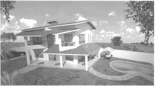 Detached home in Cear�, Fortim