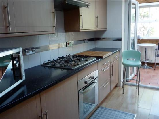 Kitchen to