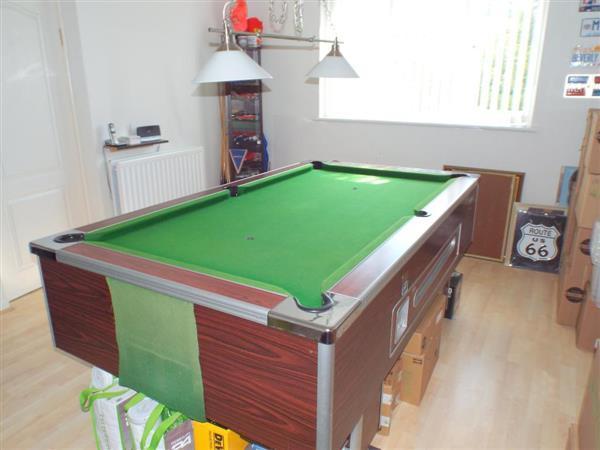 Games Room / Bedroom
