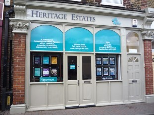 Heritage Estates Kent & South East Ltd, Gravesendbranch details