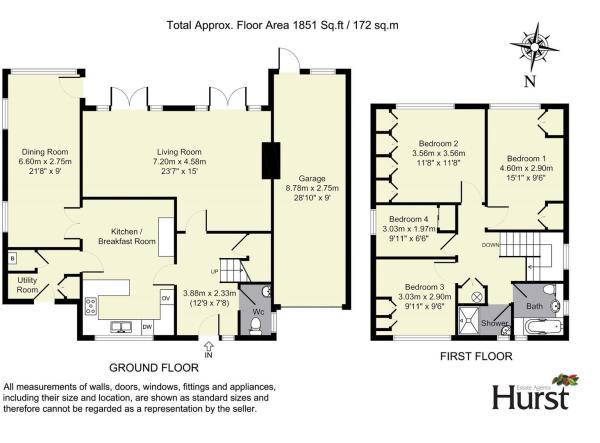 Floorplan 27 Daws Le