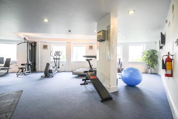 Gym (Main)
