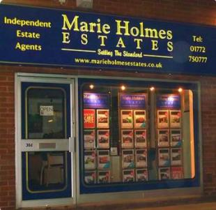 Marie Holmes Estates, Prestonbranch details