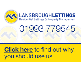 Get brand editions for Lansbrough Lettings  , Witney