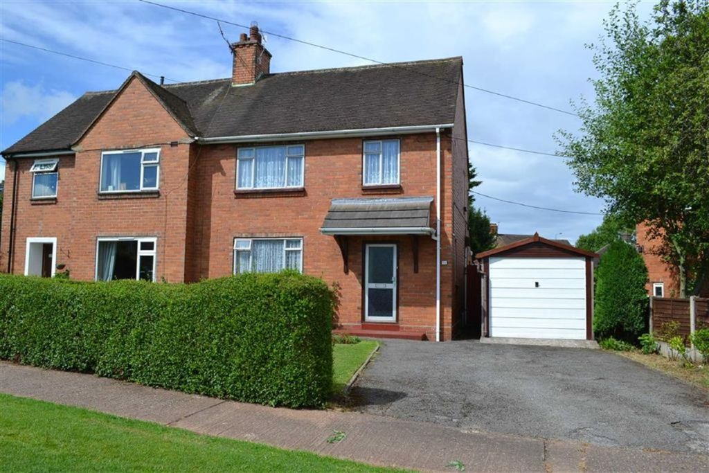 3 bedroom semi detached house for sale in hereford avenue clayton newcastle staffordshire