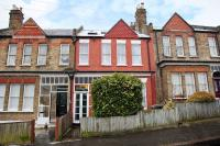 Terraced property in CRYSTAL PALACE SE19