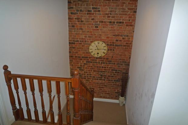 Feature Stair Wall
