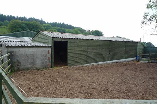 Rear Hay Barn