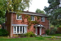 Detached property for sale in Burghfield Common
