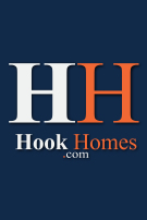 Hook Homes.com, Hook logo